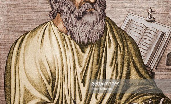Hình 1: Hippocrates (460 – 370 trước Công nguyên)