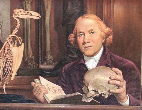 Hình 2: Bác sĩ John Hunter (1728 – 1973)