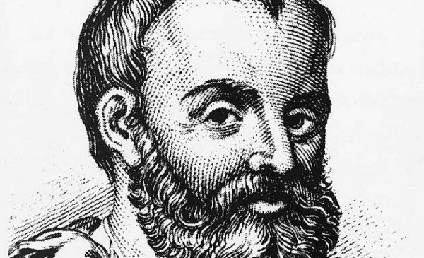Bác sĩ, triết gia Galen (129 - 216)